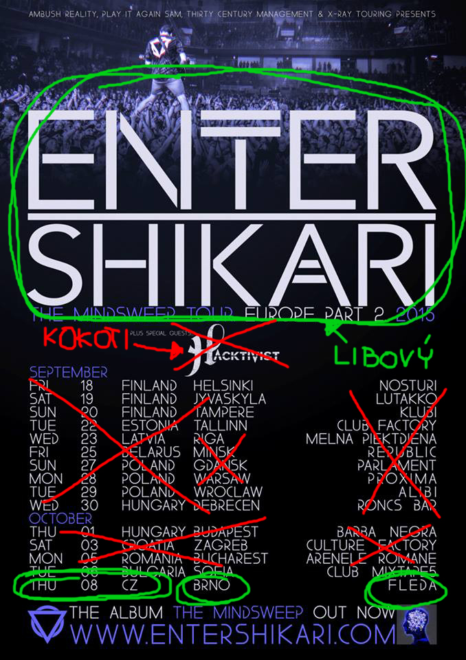 entershikari-brno-update
